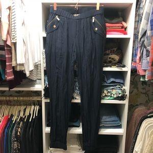 Michael Kors elastic waist trouser Pant